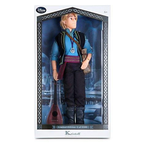 アナと雪の女王 アナ雪 ディズニープリンセス フローズン 【送料無料】Disney Exclusive Limited Edition Frozen Kristoff 18
