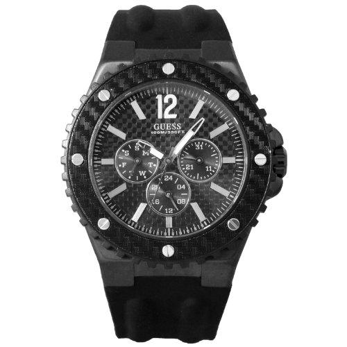 ゲス GUESS 腕時計 メンズ U12654G1 【送料無料】GUESS U12654G1 Masculine Sport - Carbon Fiberゲス GUESS 腕時計 メンズ U12654G1