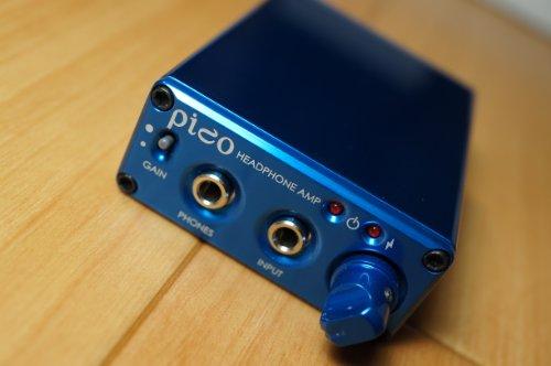 海外輸入ヘッドホン ヘッドフォン イヤホン 海外 輸入 Pico DAC/Amp Blue 【送料無料】Headamp Pico USB DAC(Digital Analog Converter)/Amp Portable Headphone Amp Blue海外輸入ヘッドホン ヘッドフォン イヤホン 海外 輸入 Pico DAC/Amp Blue