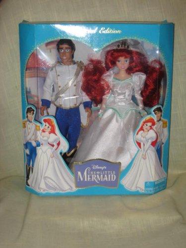 リトル・マーメイド アリエル ディズニープリンセス 人魚姫 Disney's The Little Mermaid Special Edition Doll Gift Setリトル・マーメイド アリエル ディズニープリンセス 人魚姫