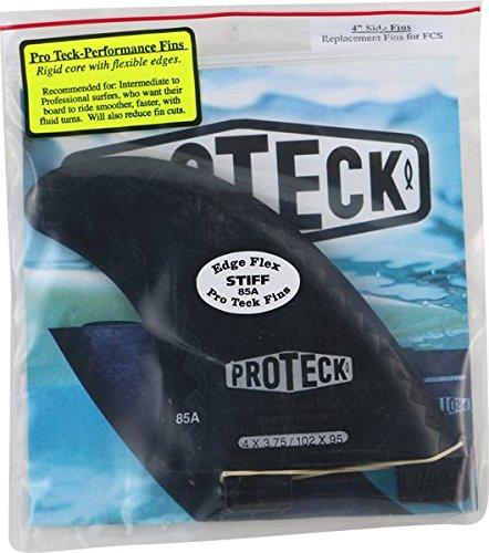 サーフィン フィン マリンスポーツ Pro Teck Perform Fcs Side 4.0 85a Blackサーフィン フィン マリンスポーツ
