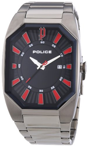 ポリス 腕時計 メンズ 12895JGSU/02M 【送料無料】POLICE Men Watch Octane Grey P13755JSU-02Mポリス 腕時計 メンズ 12895JGSU/02M