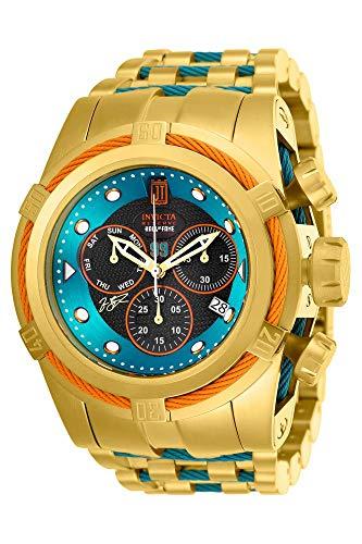 インヴィクタ インビクタ リザーブ 腕時計 メンズ 【送料無料】Invicta Reserve JT Hall of Fame Bolt Zeus Ltd Ed Quartz Chronograph Men's 53mm Bracelet Watch (25308)インヴィクタ インビクタ リザーブ 腕時計 メンズ