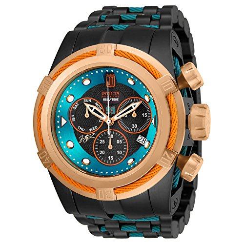 インヴィクタ インビクタ リザーブ 腕時計 メンズ Invicta Reserve JT Hall of Fame Bolt Zeus Ltd Ed Quartz Chronograph Men's 53mm Bracelet Watch (25309)インヴィクタ インビクタ リザーブ 腕時計 メンズ