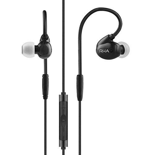 海外輸入ヘッドホン ヘッドフォン イヤホン 海外 輸入 202027 RHA T20i Black: High Fidelity Noise Isolating DualCoil in-Ear Headphones with Remote & Microphone海外輸入ヘッドホン ヘッドフォン イヤホン 海外 輸入 202027