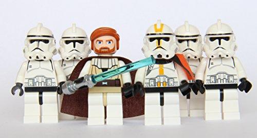 レゴ スターウォーズ LEGO? Star Wars - Commander Obi Wan & 5 Clone Trooper Armyレゴ スターウォーズ