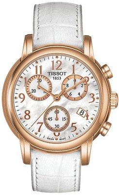 ティソ 腕時計 レディース T050.217.36.112.00 【送料無料】Tissot Women's T-Classic Dressport Chronograph Quartz Watchティソ 腕時計 レディース T050.217.36.112.00