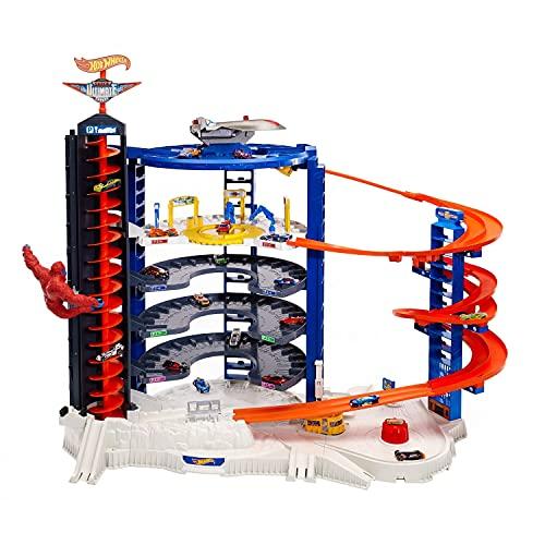 ホットウィール マテル ミニカー ホットウイール FML03 Hot Wheels Super Ultimate Garage Playsetホットウィール マテル ミニカー ホットウイール FML03