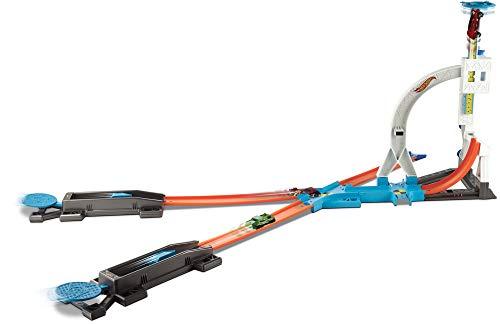 ホットウィール マテル ミニカー ホットウイール DLF28 【送料無料】Hot Wheels Track Builder System Stunt Kit Playset [Amazon Exclusive]ホットウィール マテル ミニカー ホットウイール DLF28