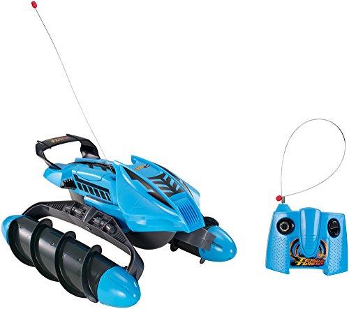 ホットウィール マテル ミニカー ホットウイール DMK43 【送料無料】Hot Wheels RC Terrain Twister, Blue (Frustration-Free Packaging)ホットウィール マテル ミニカー ホットウイール DMK43