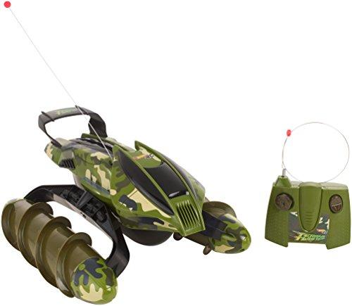 ホットウィール マテル ミニカー ホットウイール DGN35 【送料無料】Hot Wheels RC Terrain Twister, Camoホットウィール マテル ミニカー ホットウイール DGN35