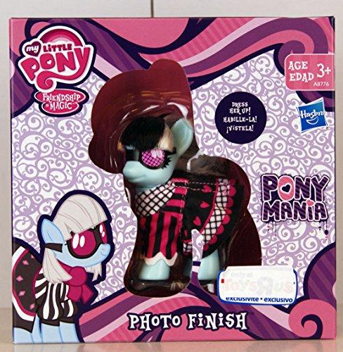 マイリトルポニー ハズブロ hasbro、おしゃれなポニー かわいいポニー ゆめかわいい A8776 Hasbro My Little Pony Ponymania Photo Finish Exclusive 3-Inch Figureマイリトルポニー ハズブロ hasbro、おしゃれなポニー かわいいポニー ゆめかわいい A8776
