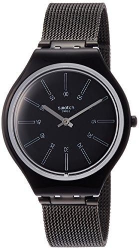 スウォッチ 腕時計 メンズ SVOB100M Swatch Women's Analogue Quartz Watch with Stainless Steel Strap SVOB100Mスウォッチ 腕時計 メンズ SVOB100M
