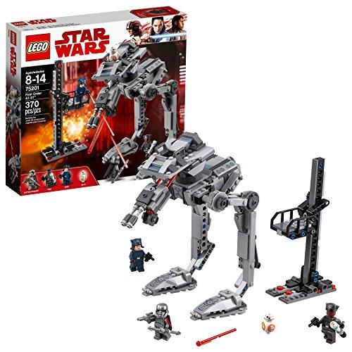 レゴ スターウォーズ 6212562 LEGO Star Wars: The Last Jedi First Order AT-ST 75201 Building Kit (370 Piece)レゴ スターウォーズ 6212562