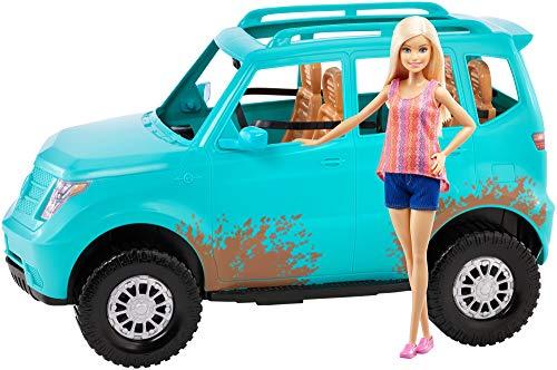 バービー バービー人形 日本未発売 プレイセット アクセサリ 【送料無料】Barbie Doll & Vehicle (Teal)バービー バービー人形 日本未発売 プレイセット アクセサリ