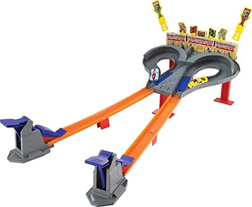 ホットウィール マテル ミニカー ホットウイール CDL49 【送料無料】Hot Wheels Super Speed Blastway Dual Track Racing Ages 6 and olderホットウィール マテル ミニカー ホットウイール CDL49