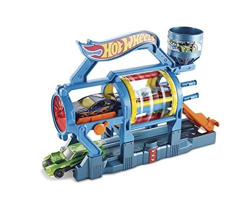 ホットウィール マテル ミニカー ホットウイール DWL00 【送料無料】Hot Wheels Turbo Jet Car Wash Playsetホットウィール マテル ミニカー ホットウイール DWL00