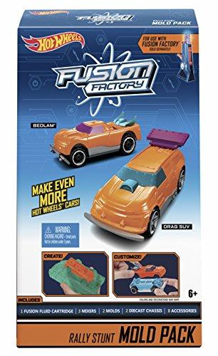 ホットウィール マテル ミニカー ホットウイール DLH08 【送料無料】Hot Wheels Fusion Factory Rally Stunt Mold Packホットウィール マテル ミニカー ホットウイール DLH08