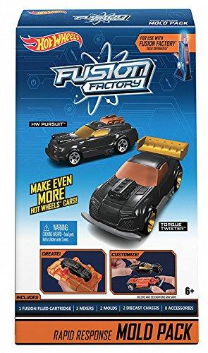 ホットウィール マテル ミニカー ホットウイール DND15 Hot Wheels Fusion Factory 2.0 Mold Pack 1ホットウィール マテル ミニカー ホットウイール DND15