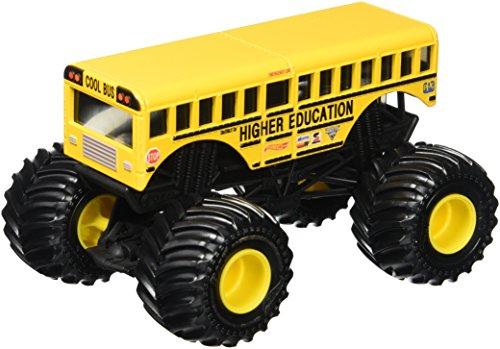 ホットウィール マテル ミニカー ホットウイール DHY72 【送料無料】Hot Wheels Monster Jam Higher Education (School Bus) 1:24 Scaleホットウィール マテル ミニカー ホットウイール DHY72