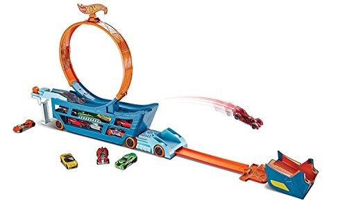 ホットウィール マテル ミニカー ホットウイール DWN56 【送料無料】Hot Wheels Stunt n' Go Track Setホットウィール マテル ミニカー ホットウイール DWN56