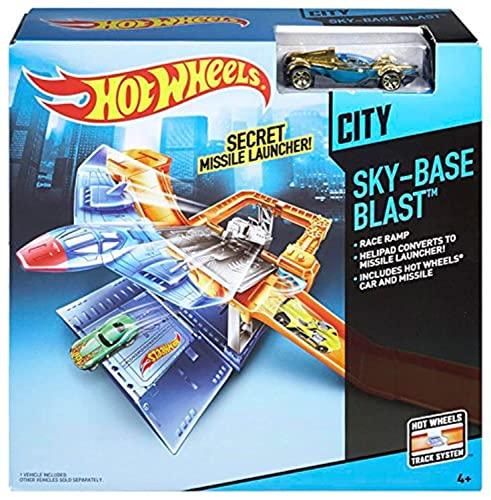 ホットウィール マテル ミニカー ホットウイール CDM29 【送料無料】Hot Wheels Sky-Base Blast Track Setホットウィール マテル ミニカー ホットウイール CDM29