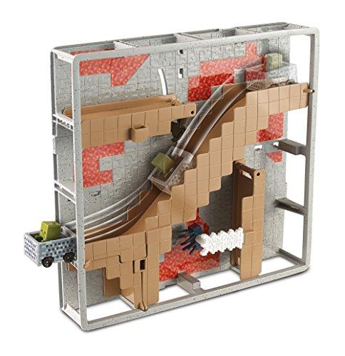 ホットウィール マテル ミニカー ホットウイール DXC89 【送料無料】Hot Wheels Minecraft Track Blocks Abandoned Mineshaft Play Setホットウィール マテル ミニカー ホットウイール DXC89