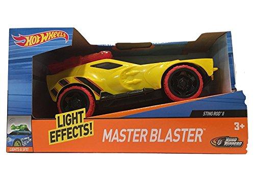 ホットウィール マテル ミニカー ホットウイール 【送料無料】Hot Wheels Master Blaster Sting Rod II Yellowホットウィール マテル ミニカー ホットウイール