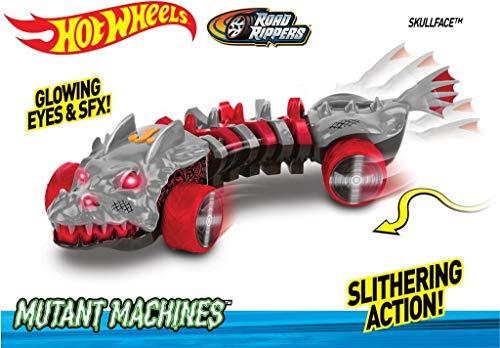 ホットウィール マテル ミニカー ホットウイール 90732 【送料無料】NIKKO 9937 Hot Wheels Mutant Machine Skull Face Vehicle Toy, Greyホットウィール マテル ミニカー ホットウイール 90732