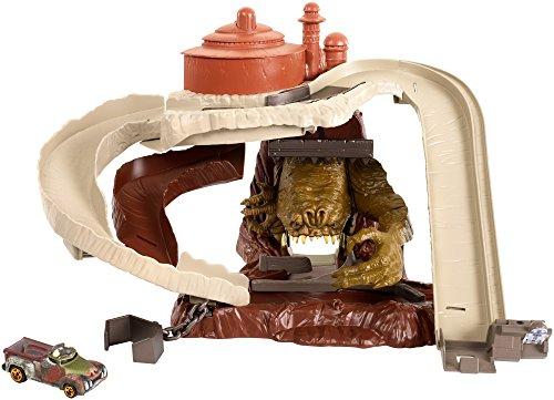 ホットウィール マテル ミニカー ホットウイール DMR12 Hot Wheels Star Wars Rancor Rumble Track Setホットウィール マテル ミニカー ホットウイール DMR12
