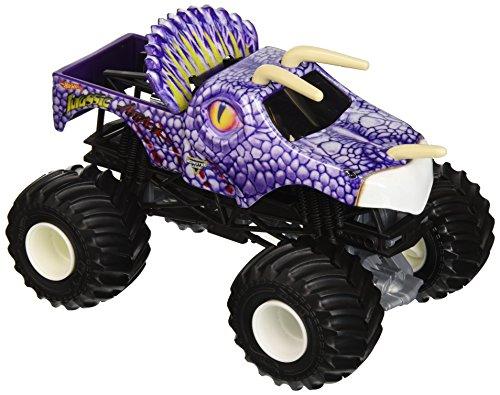 ホットウィール マテル ミニカー ホットウイール DWN93 【送料無料】Hot Wheels Monster Jam Jurassic Attack Vehicleホットウィール マテル ミニカー ホットウイール DWN93