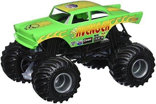 ホットウィール マテル ミニカー ホットウイール DWN92 【送料無料】Hot Wheels Monster Jam Avenger Vehicleホットウィール マテル ミニカー ホットウイール DWN92