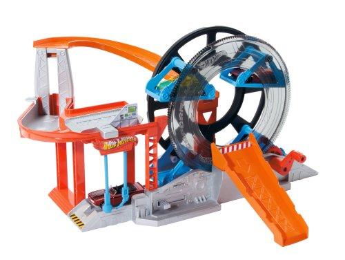 ホットウィール マテル ミニカー ホットウイール X2988 Hot Wheels Turbo Garage Playsetホットウィール マテル ミニカー ホットウイール X2988