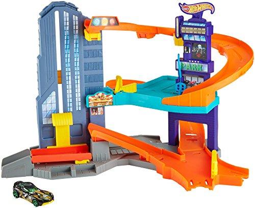 ホットウィール マテル ミニカー ホットウイール DYT86 Hot Wheels Speedtropolis Playsetホットウィール マテル ミニカー ホットウイール DYT86