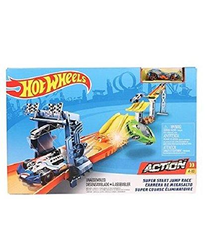 ホットウィール マテル ミニカー ホットウイール BGJ25 Hot Wheels Super Start Jump Race Track Accessoryホットウィール マテル ミニカー ホットウイール BGJ25