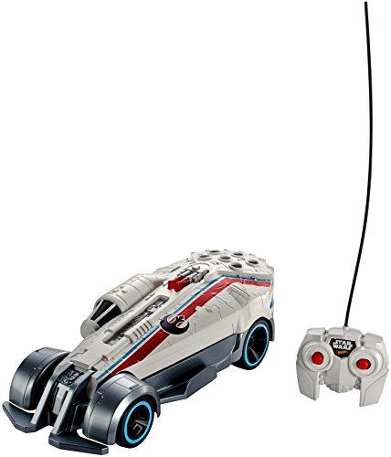 ホットウィール マテル ミニカー ホットウイール FBW32 【送料無料】Hot Wheels RC Star Wars Millenium Falcon Carshipホットウィール マテル ミニカー ホットウイール FBW32