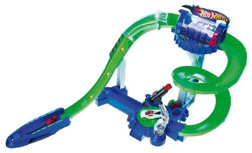 ホットウィール マテル ミニカー ホットウイール W3860 Mattel Hot Wheels Light Speeders Flash Factory Playsetホットウィール マテル ミニカー ホットウイール W3860