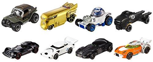 ホットウィール マテル ミニカー ホットウイール FCV69 【送料無料】Hot Wheels Star Wars Vehicle Bundleホットウィール マテル ミニカー ホットウイール FCV69
