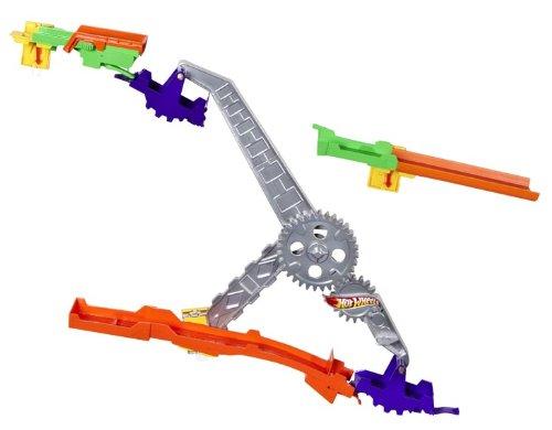 ホットウィール マテル ミニカー ホットウイール X9304 Hot Wheels Wall Tracks Seesaw Smash Track Setホットウィール マテル ミニカー ホットウイール X9304