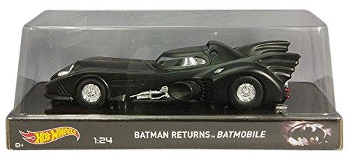 ホットウィール マテル ミニカー ホットウイール BLY51 【送料無料】Hot Wheels Heritage Batman Returns Batmobile (1:24 Scale)ホットウィール マテル ミニカー ホットウイール BLY51