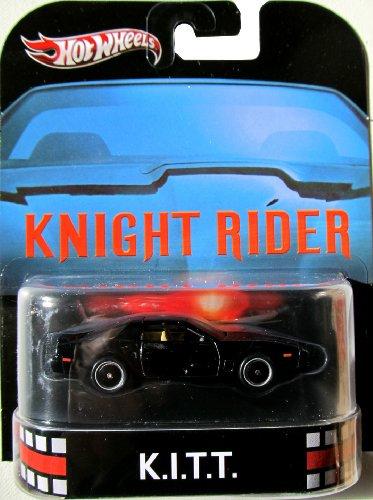 ホットウィール マテル ミニカー ホットウイール 【送料無料】Hot Wheels Retro Entertainment Knight Rider K.I.T.T.ホットウィール マテル ミニカー ホットウイール