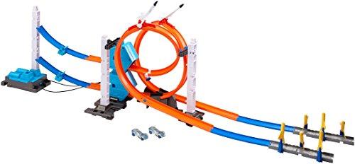 ホットウィール マテル ミニカー ホットウイール DXY39 Hot Wheels Track Builder Rocket Edition Power Booster Kitホットウィール マテル ミニカー ホットウイール DXY39