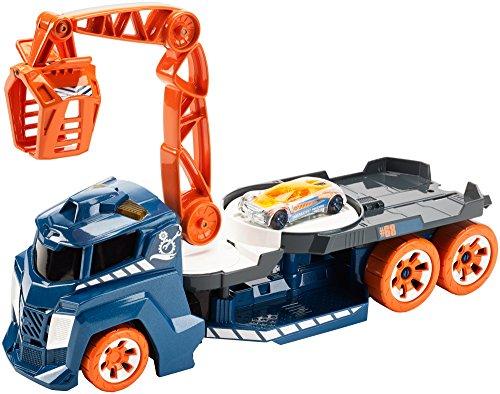 ホットウィール マテル ミニカー ホットウイール DJC70 Hot Wheels Lights and Sounds Vehicle, Spinnin' Sound Craneホットウィール マテル ミニカー ホットウイール DJC70
