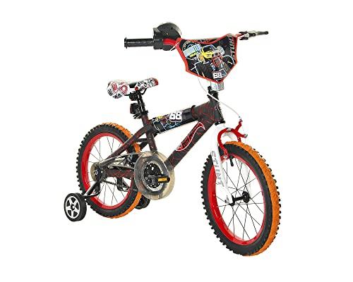 ホットウィール マテル ミニカー ホットウイール 8054-34WA Hot Wheels Dynacraft Boys BMX Street/Dirt Bike with Hand Brake 16
