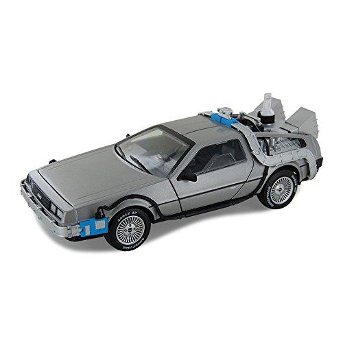 ホットウィール マテル ミニカー ホットウイール CMC98 Hot Wheels Collector Back to the Future Time Machine with Mr. Fusion Die-cast Vehicle (1:18 Scale)ホットウィール マテル ミニカー ホットウイール CMC98