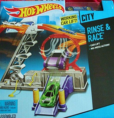 ホットウィール マテル ミニカー ホットウイール Hot Wheels Rinse and Race Setホットウィール マテル ミニカー ホットウイール