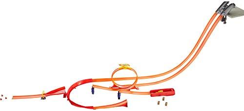 ホットウィール マテル ミニカー ホットウイール Y0276 Hot Wheels Super Track Pack Playset with 2 Carsホットウィール マテル ミニカー ホットウイール Y0276