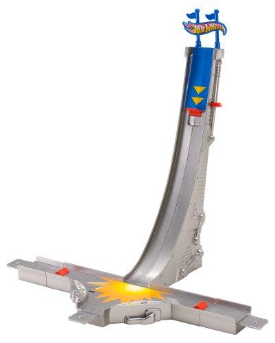 ホットウィール マテル ミニカー ホットウイール BGX79 【送料無料】Hot Wheels Track Builder Deluxe Daredevil Drop Stunt Setホットウィール マテル ミニカー ホットウイール BGX79