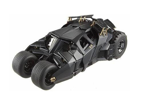 ホットウィール マテル ミニカー ホットウイール BMH74 【送料無料】Batman Dark Knight Trilogy Hot Wheels Heritage Batmobile 1:18 Scale Vehicleホットウィール マテル ミニカー ホットウイール BMH74