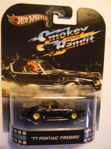 ホットウィール マテル ミニカー ホットウイール 【送料無料】Hot Wheels Smokey and the Bandit '77 Pontiac Firebirdホットウィール マテル ミニカー ホットウイール